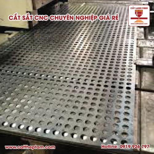 Cắt CNC Sắt tại Quận Tân Bình giá rẻ uy tín chuyên nghiệp