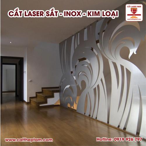 Cắt laser inox Bình Phước