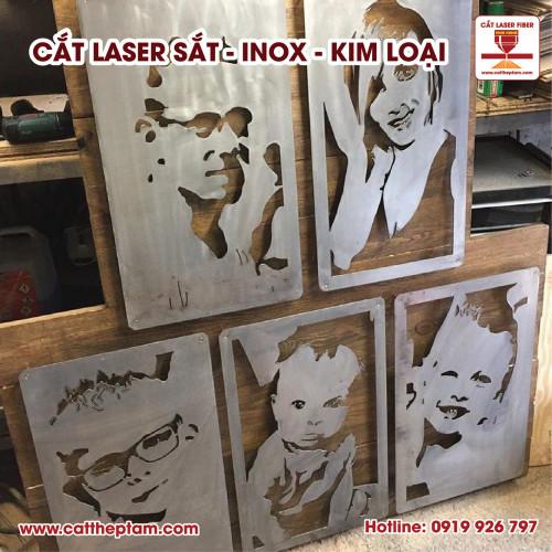 Cắt laser inox Tây Ninh