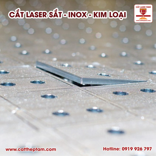 Cắt CNC Inox tphcm chuyên nghiệp giá rẻ