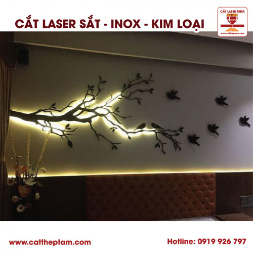 Cắt laser inox Quận 3