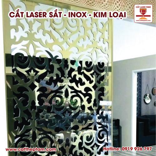 Cắt laser inox Quận 5