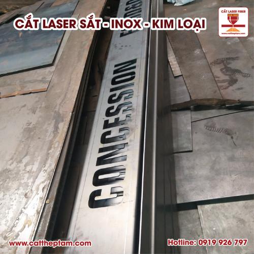 Cắt laser inox Quận 7