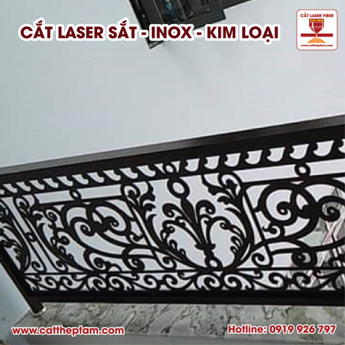 Cắt laser inox Quận 8