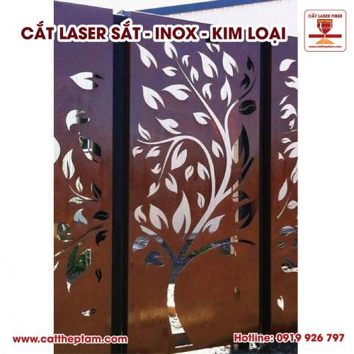 Cắt laser inox Quận Bình Tân