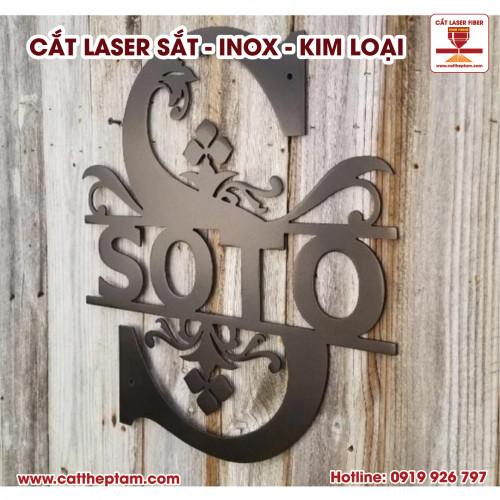 Cắt laser inox Quận Tân Bình