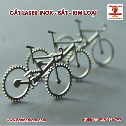 Cắt sắt laser cho phụ kiện cơ khí
