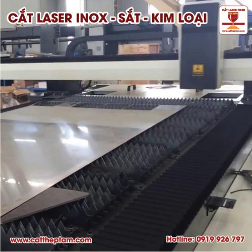 Cắt laser kim loại Bà Rịa - Vũng Tàu