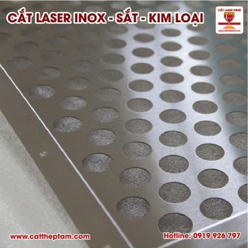 Cắt laser kim loại Bình Phước