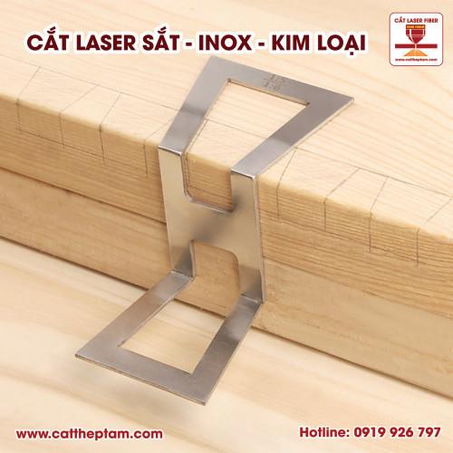 Gia công laser inox chi tiết máy giá rẻ tphcm