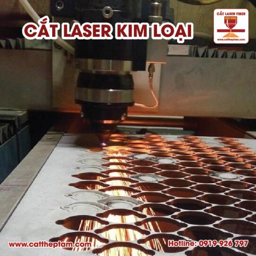 Cắt Laser Kim Loại giải pháp tiên tiến cho ngành gia công cơ khí chính xác