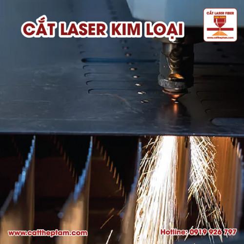Cắt Laser Kim Loại ưu điểm vượt trội hơn Laser CO2 hay Plasma