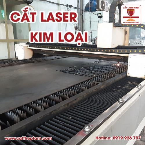 Cắt Laser Kim Loại Thành Phố Tân An Long An