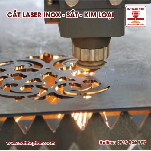 Ứng dụng ưu việt của máy cắt cnc fiber laser trong gia công cắt kim loại