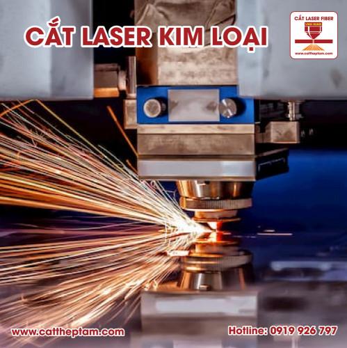 Cắt Laser Kim Loại Cụm Công Nghiệp Bàu Trăn TPHCM