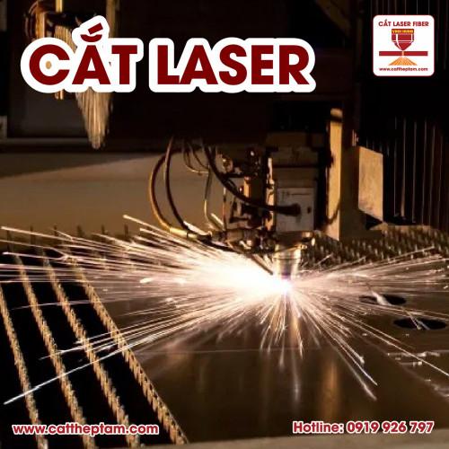 Tia laser được ứng dụng thế nào trong máy cắt laser kim loại