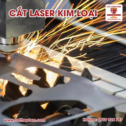 Cắt Laser Kim Loại Cụm Công Nghiệp Bình Khánh TPHCM