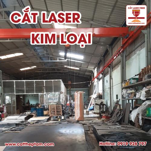 Cắt Laser Kim Loại Huyện Thủ Thừa Long An