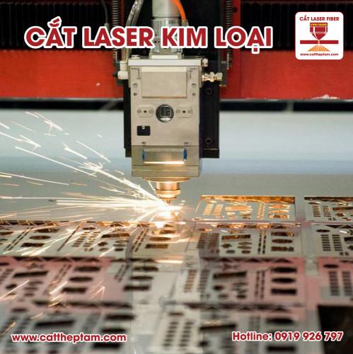Cắt Laser Kim Loại Cụm Công Nghiệp Long Thới TPHCM