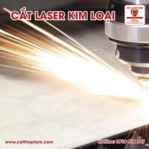 Cắt Laser Kim Loại Cụm Công Nghiệp Quy Đức TPHCM