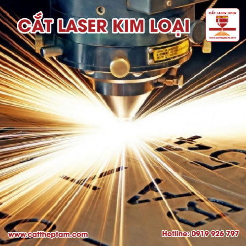 Cắt Laser Kim Loại Cụm Công Nghiệp Dương Công Khi TPHCM