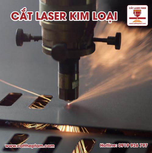 Cắt Laser Kim Loại Cụm Công Nghiệp Tân Hiệp B TPHCM
