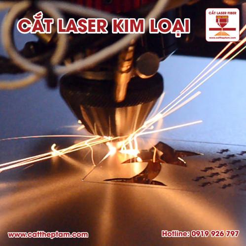 Cắt Laser Kim Loại Cụm Công Nghiệp Tân Thới Nhì TPHCM