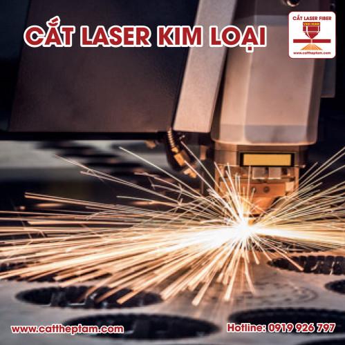 Cắt Laser Kim Loại Cụm Công Nghiệp Long Sơn TPHCM