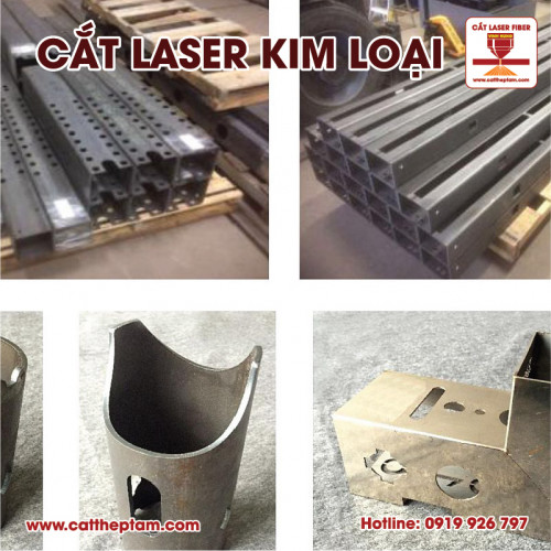 Cắt laser kim loại Tân Bình