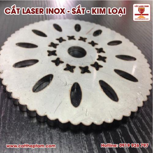 Cắt laser kim loại Cà Mau