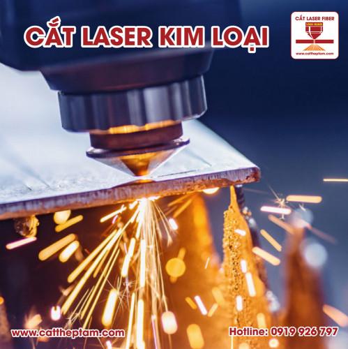 Cắt Laser Kim Loại Cụm Công Nghiệp Phạm Văn Cội TPHCM