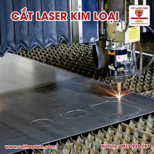 Cắt Laser Kim Loại Khu Công Nghiệp Tân Thuận TPHCM
