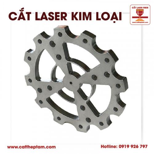 Cắt laser kim loại Phú Nhuận