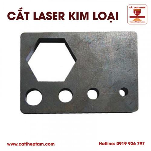 Cắt laser kim loại dày 20 ly