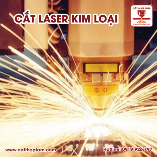 Những ưu việt cắt laser kim loại trong gia công cơ khí chính xác và trang trí nội thất