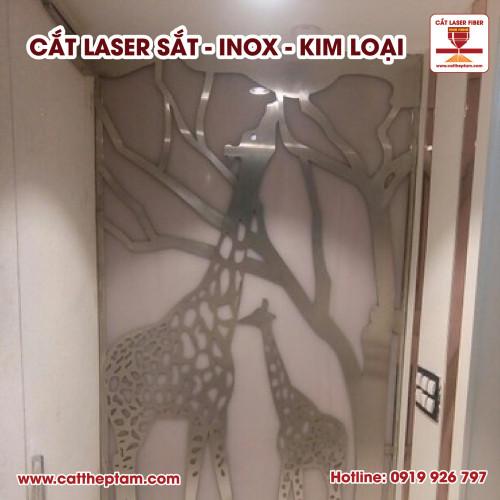 Cắt laser inox Quận 1
