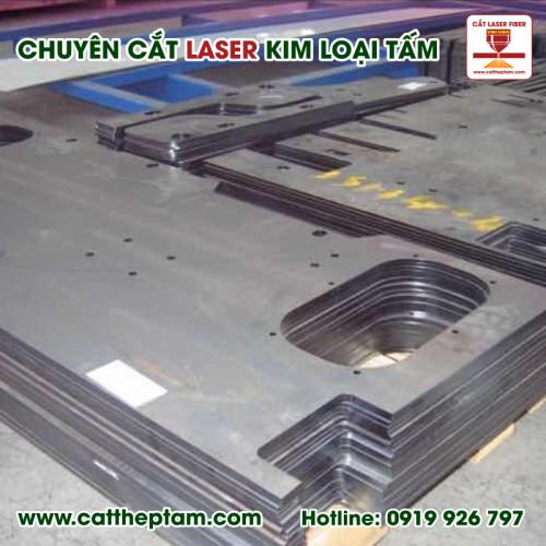 Nhận cắt Laser Fiber Kim Loại giá rẻ hcm