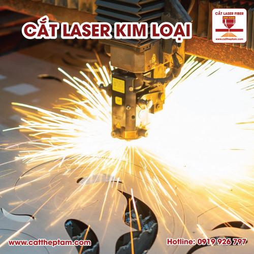 Gia công cắt laser kim loại ứng dụng trong trang trí nội thất, cơ khí chế tạo, vách ngăn CNC