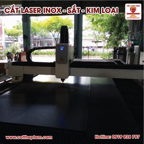 Cắt laser kim loại Bình Thuận