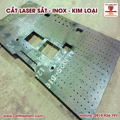 Chuyên Cắt Laser Kim Loại Tấm Dày | Máy công suất lớn khổ lớn cắt thép dày