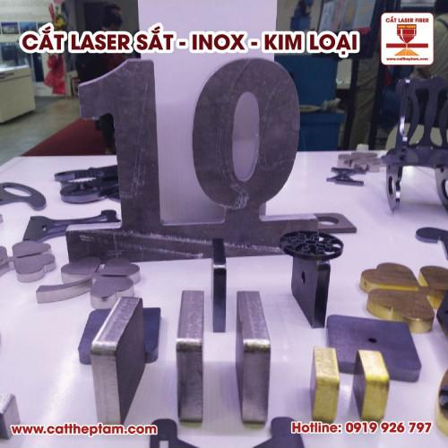 Cắt CNC Laser sắt kim loại giá rẻ, chuyên nghiệp, giao hàng nhanh hcm