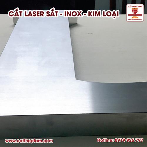 Cắt laser inox Bình Dương