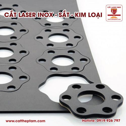 Cắt laser inox giá rẻ tphcm