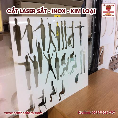 Cắt laser inox Quận 11