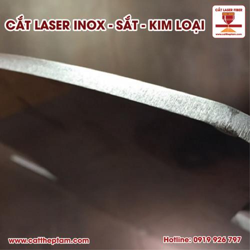 Cắt laser sắt miền nam giá rẻ
