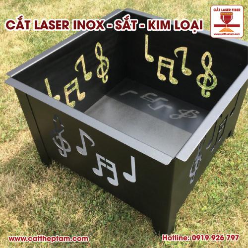 Cắt laser kim loại lấy nhanh giá rẻ hcm