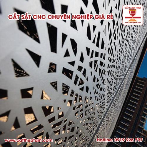 Cắt Sắt CNC tại Bình Phước uy tín chuyên nghiệp giá rẻ