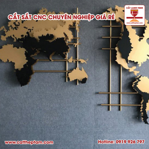 Cắt Sắt CNC tại Cà Mau uy tín chuyên nghiệp giá rẻ