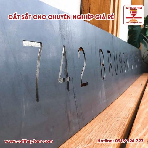 Cắt Sắt CNC tại Lâm Đồng uy tín chuyên nghiệp giá rẻ
