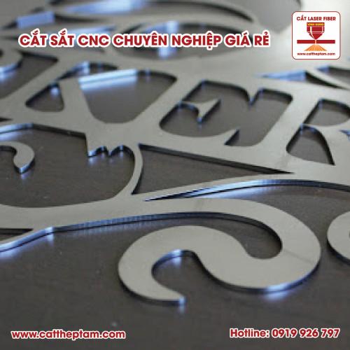 Dịch vụ cắt cnc sắt ưu việt tại CNC Vĩnh Hưng hơn 10 năm được khách hàng tin tưởng và sử dụng